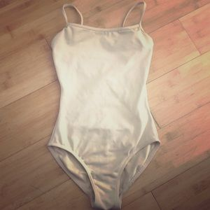 Bloch's Nejor essential Nude Leotard